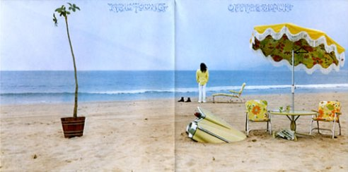 Neil Young - On The Beach (Gatefold Sleeve)