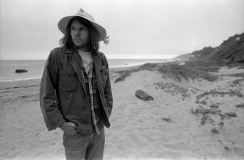 Neil Young Photo (circa 1975)