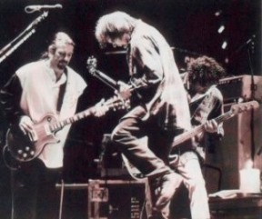 Neil Young Photo (circa 1996, with Crazy Horse)
